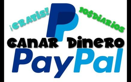 Ganar Dinero Para PAYPAL GRATIS | 10$ Diarios