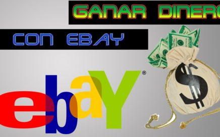 Ganar dinero por internet con ebay y paypal desde casa 2016- dropshipping