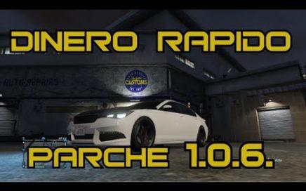 GANAR DINERO RAPIDO GTA V ONLINE PARCHE 1.0.6 (NUEVO GLITCH)  |  YORCH20