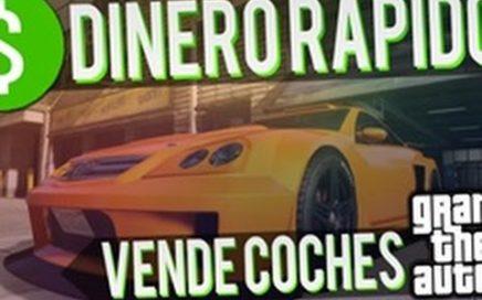 [GTA 5 Online] COMO GANAR DINERO RÁPIDO!!!!