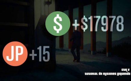 GTA 5 ONLINE ganar dinero en misiones 1 Bronca en la Azotea (Rooftop Rumble)
