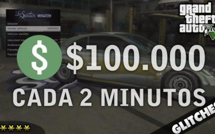 GTA V ONLINE Conseguir mas de 100.000.000$ Truco Dinero infinito Grand Theft Auto 5 GTA 5