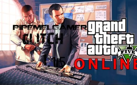 GTA V Online | Glitch para Ganar Dinero Infinito | 1.15 Version