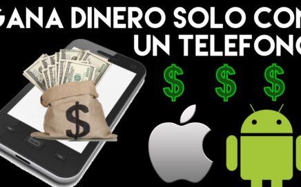 Increíble Manera de Ganar Dinero con tu SmartPhone