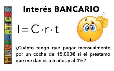 Interés Bancario Simple: ¿Cómo ganan dinero los bancos?