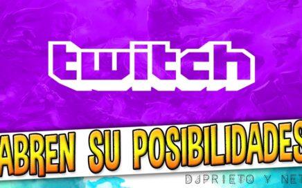 MÁS COMPETENCIA PARA YOUTUBE | Twitch reduce los requisitos para ganar dinero con streaming