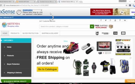 Mejor Sitio Para Ganar Dinero Online, Clixsense Estrategia 2017, Gana Mucho Dinero en Internet