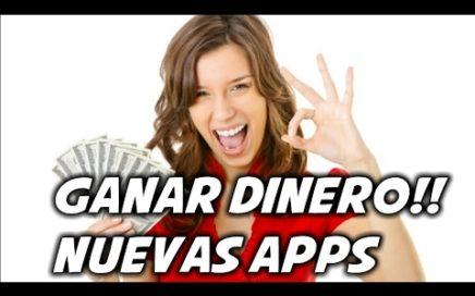Mejores Nuevas Apps Para Ganar Dinero Paypal, Amazon En Android Fácil Y Rápido 2017//TutosCarlos//