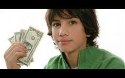Negocios para adolescentes en casa