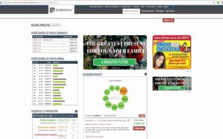 Nuevo Sistema Para Ganar Dinero Rapido y Real con Clickbank