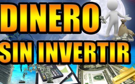 PAGINA QUE MAS DINERO PAGA SIN INVERTIR | MEJOR PAGINA PARA GANAR DINERO SIN INVERTIR