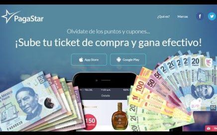 Prueba de pago App PagaStar Gana dinero extra $$$$