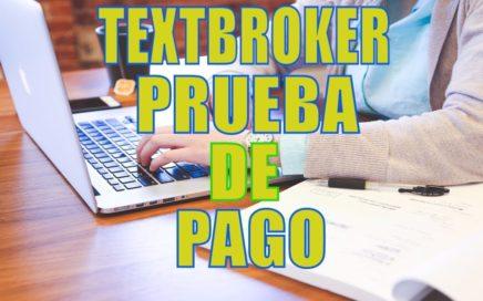 ¿Textbroker Paga? Prueba De Pago Con Paypal - Ganar Dinero Por Internet