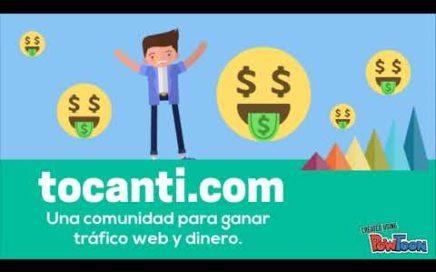 TOCANTI.COM - GANAR DINERO ONLINE Y TRÁFICO WEB