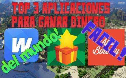 Top 3 mejores aplicaciones para ganar dinero fácil en android / pato gamer