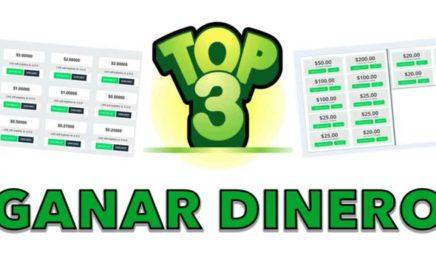 TOP 3 MEJORES PAGINAS PARA GANAR DINERO 2016 (PTC)