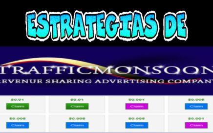 Trafficmonsoon estrategias para aprovechar y ganar dinero rapido