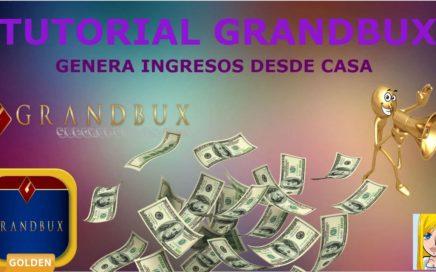 TUTORIAL DE GRANDBUX ,una de las mejores paginas para ganar dinero desde casa