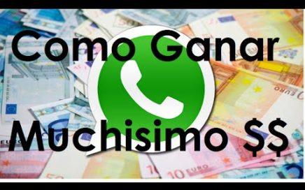 Whatsapp la mejor solución. Como ganar dinero con telefonia IP. Teletrabajo