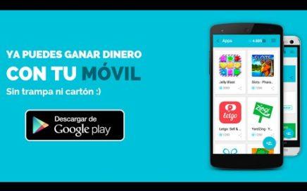Wintapp - App para ganar Dinero con Android