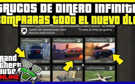 """APURATE!! COMPRARAS TODO EL NUEVO DLC DE """"GTA V ONLINE"""" GRACIAS A ESTE VIDEO"""