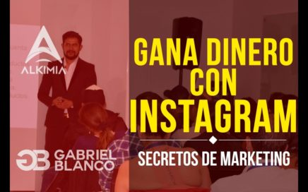 Como Ganar Dinero con Instagram 2017 - Secretos de Marketing Ep. #48