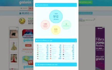 Como Ganar dinero en internet con Gatwin Conferencia