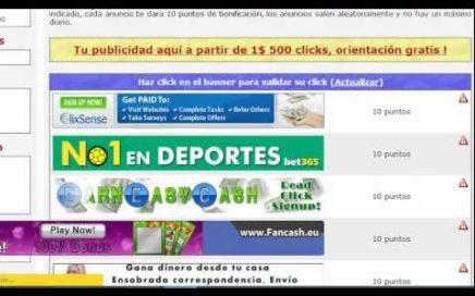 como ganar dinero para paypal gratis 2013 (comprobado) 100% real.