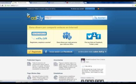 Como Ganar Dinero Por Internet - Ganar Dinero Con Jimdo, Facebook, etc 2014