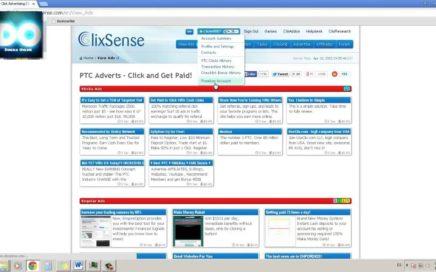 Como Registrarse En Clixsense 2016 Gana Dinero Online