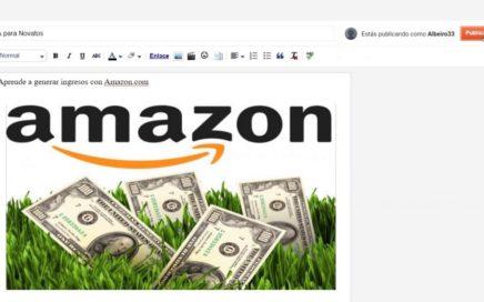 CPA - Ganar Dinero con Amazon Kindle 2017 Gratis - parte 2