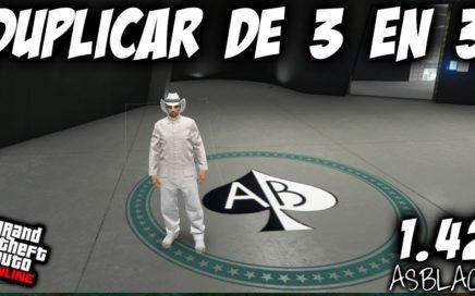 DUPLICAR COCHES DE 3 en 3 - DINERO INFINITO - GTA 5 - PLACAS LIMPIAS - MUY FÁCIL  - (PS4 - XBOX One)