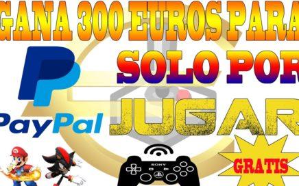 Gana 300 Euros Para PAYPAL + COMPROBANTE DE PAGO