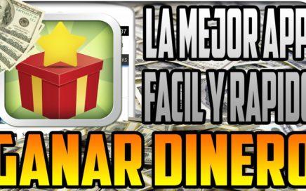 GANAR DINERO FÁCIL Y RÁPIDO CON TU ANDROID | LA MEJOR APP | 2016 (SEGUNDA PARTE)