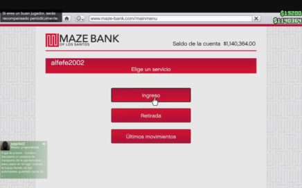 Mejor misión para ganar dinero—GTA V Online