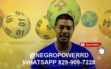 NUMERO PARA HOY 04 Y 05 DE Diciembre 2017, El Rompe Banca Negro Power Rd. Ganar dinero dolares