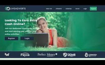 OLIVEADVERTS| SEGUNDO AVANCE| GANAR DINERO EN INTERNET| DINERO PAYPAL