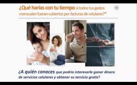 Quieres ganar DINERO? de servicios de telefonia CELULAR ENTERATE CÓMO!!!