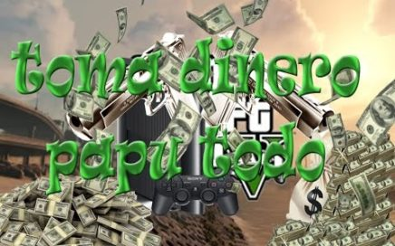 "3 Tips para ganar Dinero infinito "" GTA V online"" PS3 (100% real no fake) :v"