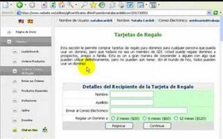Area de miembros de GDI-Parte I-Trabajar desde casa-Ganar dinero por internet-Teletrabajo