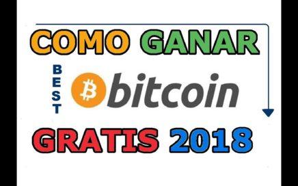 Como Ganar Bitcoin Gratis 2018 | La Mejor Pagina Para Lograrlo