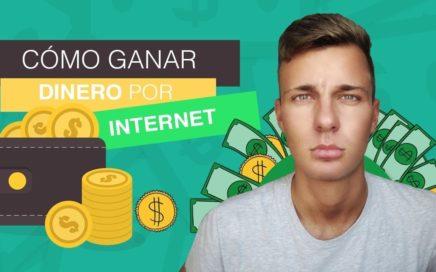Como GANAR DINERO en INTERNET - 2018 Sin Invertir