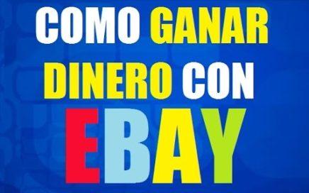 Como Ganar Dinero en Internet con ebay