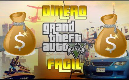 ¿Cómo ganar dinero fácil? - Grand Theft Auto V (GTA 5)