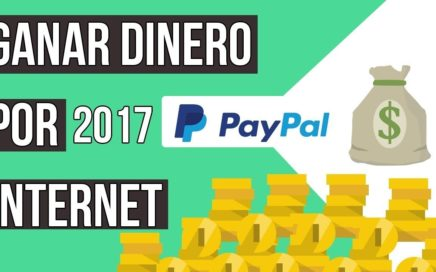 COMO GANAR DINERO POR INTERNET 2018 (Comprobante de pago en directo)