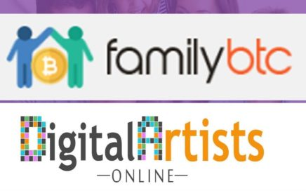 DIGITAL ARTISTS - FAMILY BITCOIN PAGOS 31 ENERO 2018