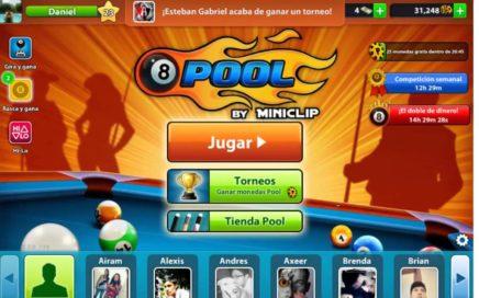 Dinero infinito 8 ball pool facebook 2018