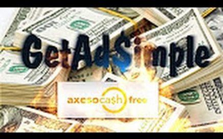 Gana hasta 5$ semanales con Getadsimple!! COMPROBANTE DE PAGO!!