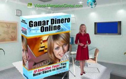 Ganar Dinero Online, Ganar Dinero en Internet