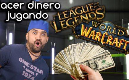 ¿Hacer dinero Jugando videojuegos?